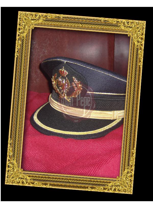 Gorra Oficial Gala Ejército